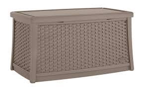 Patio Storage Chest by Suncast Deck Storage Coffee Table U0026 Reviews Wayfair