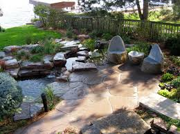garden design with patio designs ideas backyard awesome bricks
