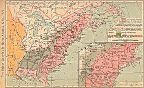 Colonial America 1776 Map by Cuisine Of The Thirteen Colonies Wikipedia