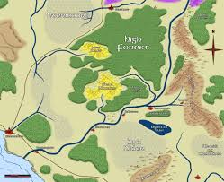 Forgotten Realms Map Profantasy Community Forum Forgotten Realms Fenlon Style