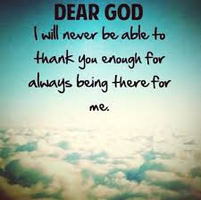 dear god i will never be able to thank you enough for always