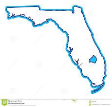 Map Of Flirida Clipart Map Of Florida