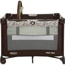 Graco Pack N Play Bassinet Changing Table by Graco Pack U0027n Play Playard On The Go Zuba Walmart Com