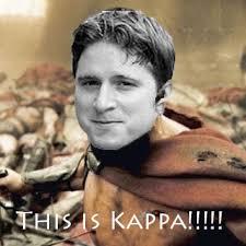 Meme Kappa - this is kappa kappa know your meme