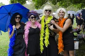 black mardi gras photos black dresses take sydney mardi gras queerty