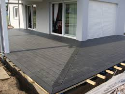 nettoyage terrasse bois composite pose terrasse bois composite sur dalle beton cheap full size of