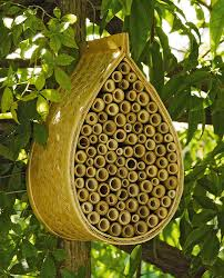 amazon com mason bee house patio lawn u0026 garden