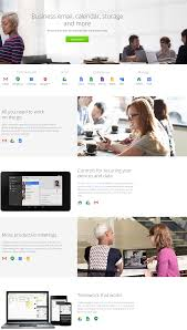 Business Email Google by G Suite Integration