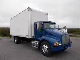 2005 kenworth for sale kenworth box van truck for sale 11872