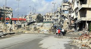 syria before and after aleppo before and after syrians sick of war tired of marauding