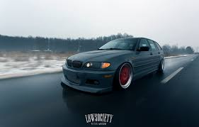 bmw m3 stanced from hungary with love u2013 slammed bmw e46 330d
