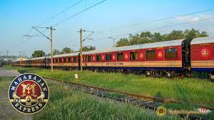 maharaja express irfca the maharajas u0027 express luxury train travel in india