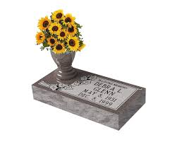 Cemetery Vases Bronze Cemetery Markers Granite Memorial Grave Markers