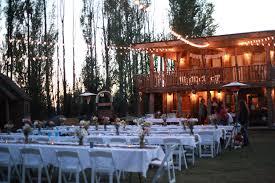 wedding venues in boise idaho rustic wedding venues boise idaho still water hollow raft diy