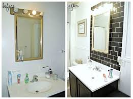 black white bathrooms ideas before after black white bathroom reveal hometalk