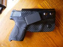 Most Comfortable Concealed Holster 2017 Top 5 Best Iwb Holsters For M U0026p Shield U2013 All Outdoors