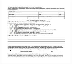 sample medical form 14 download free documents in pdf word