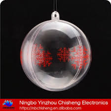 list manufacturers of clear plastic ornaments bulk buy clear