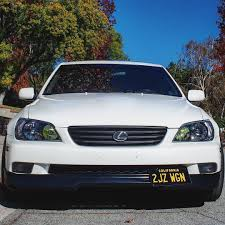 lexus wagon jdm lexus is300 sportcross wagon hatchback altezza altezzagita