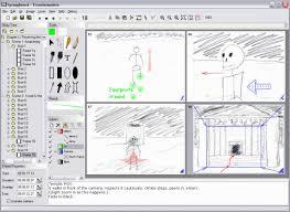 rpp membuat storyboard berbagi info sederhana software aplikasi membuat story board