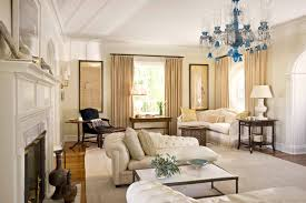 traditional decorating ideas luxuriant teal glass chandelier over square table added white