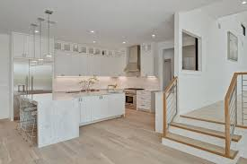 reclaimed white oak kitchen cabinets modern residence reclaimed ivory white oak wood
