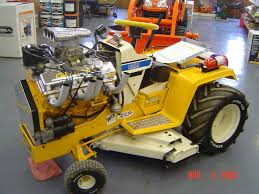 cub cadet garden tractor the tough international harvester cub