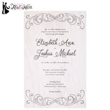 wedding invitations hobby lobby gray flourish wedding invitations hobby lobby 1247915