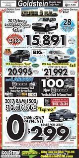 jeep cherokee ads latest newspaper ads new and used car specials albany ny