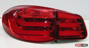 2011 vw cc led tail lights led taillights for tiguan