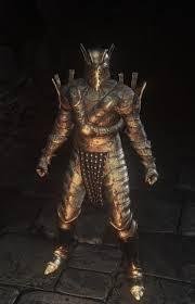 Favor Set by Armor Of Favor Set Darksouls3