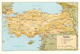Trains In Europe Map by Traveling By Train In Turkey