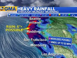 storms to bring heavy snow wind to western us