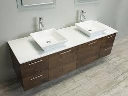 accanto contemporary wall mounted 72 inch rosewood bathroom vanity