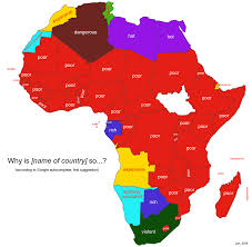 Africa Country Map Google Autocorrect Completions For U201cwhy Is Name Of Country So