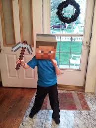 Minecraft Costume Halloween Mario Halloween Costumes Super Mario Bros Costumes