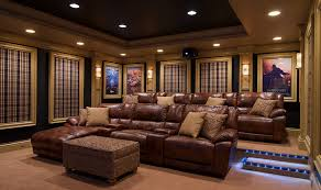 Sofa Movie Theater by Living Room Theater Smart Living Room Theater Decor Ideas