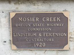 Mosier Oregon Map by Bridgehunter Com Mosier Creek Bridge
