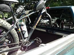 homemade truck bikes homemade truck bed bike rack pvc bike rack measurements