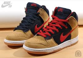 obsidian color nike nike sb dunk high premium obsidian red new images