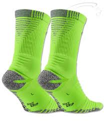Specialty Socks Nike Grip Strike Cushioned Crew Football Socks