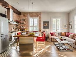 Best  Exposed Brick Ideas On Pinterest Exposed Brick Kitchen - Interior design on wall at home