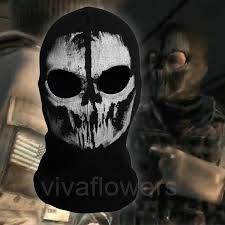 Halloween Costumes Call Duty Call Duty Ghost Mask Collection Ebay