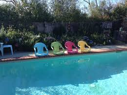 Poolside Furniture Ideas 30 Awesome Backyard Chair Ideas To Try Right Now Hometalk