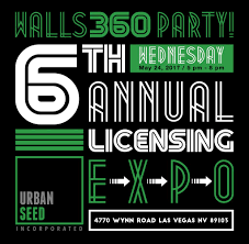 walls360 blog walls360 6th annual licensingexpo party in las walls360 licensing expo 2017 party at urban seed in las vegas licensing2017