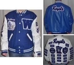 woodbury sports foundation letter jackets