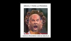 Brock Lesnar Meme - wwe survivor series memes tras la victoria de goldberg sobre brock