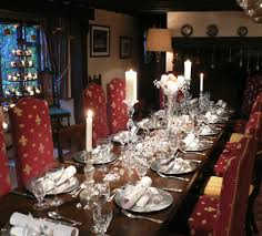 christmas decorating services christmas table setting u2013 hhstyling