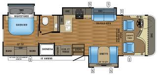 2017 precept class a motorhome floorplans u0026 prices jayco inc