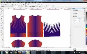 desain kaos futsal di photoshop cara membuat desain baju kaos futsal gradasi warna garuda print